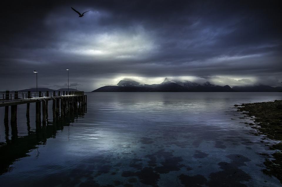 Norvège : Un restaurant sous-marin