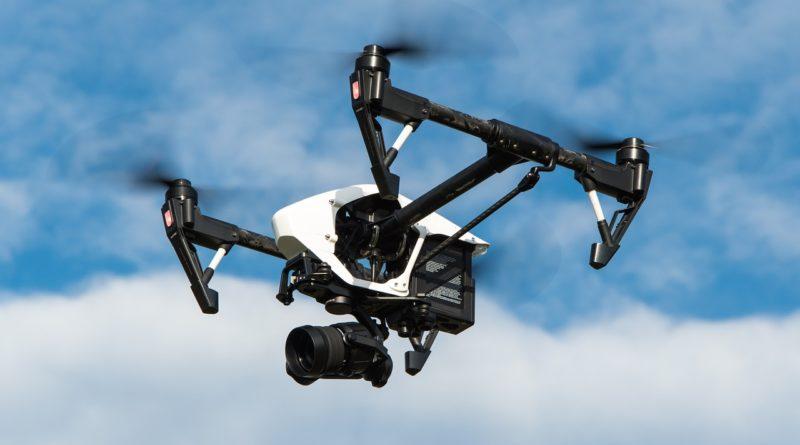 Eric Lasery donne un rôle aux drones dans l'immobilier