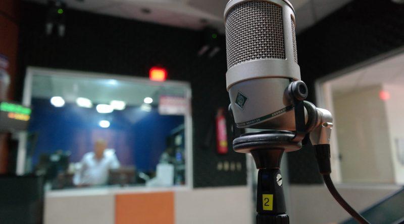 Nicolas Dulion invité de la rédaction Radio Aviva