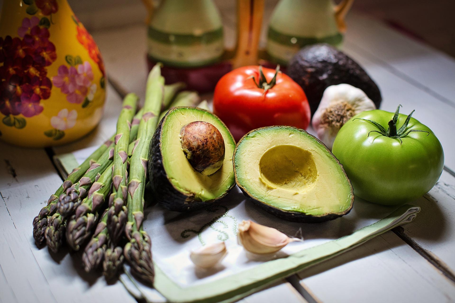 légumes crus Thierry Casasnovas