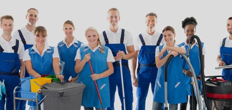 entreprise de ménage