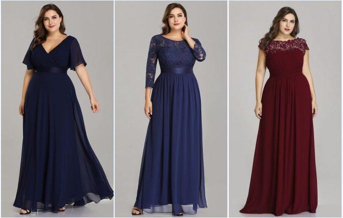 robes femmes rondes