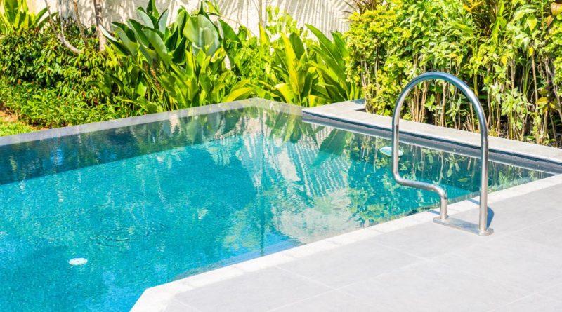 piscine verres