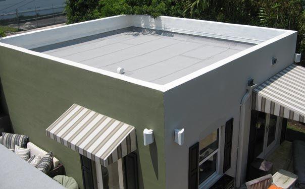 Astuces pour garantir l'étanchéité d'une toiture plate