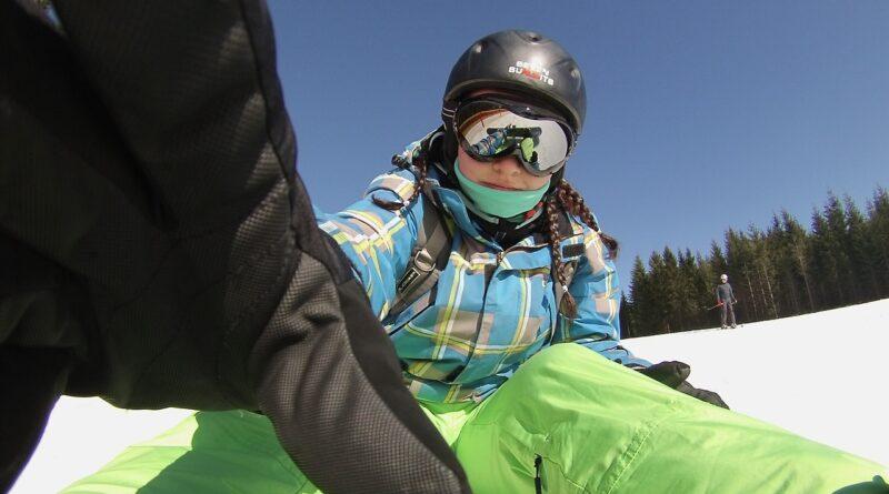 Lunettes pour les sports d'hiver